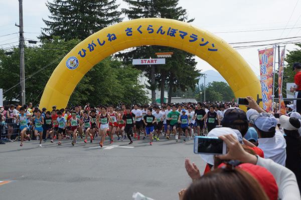 2016.06:さくらんぼマラソン