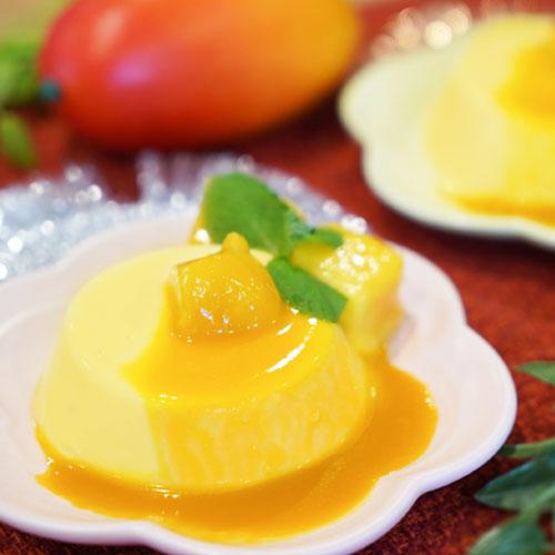 マンゴーミルク豆花
